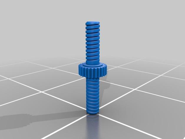 橘子/柠檬榨汁机 3D模型  图3