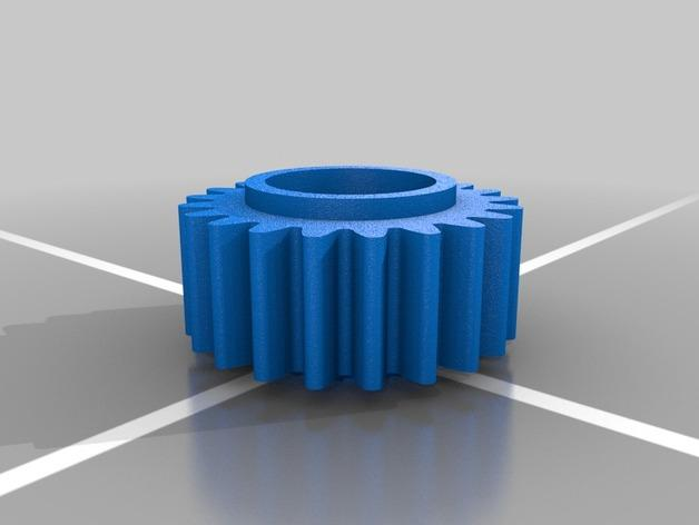 橘子/柠檬榨汁机 3D模型  图5
