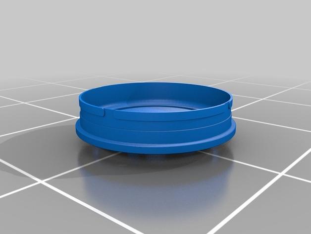 橘子/柠檬榨汁机 3D模型  图10