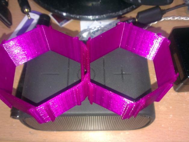 五边形机器人架 3D模型  图5
