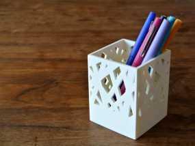 笔筒/烛台 3D模型