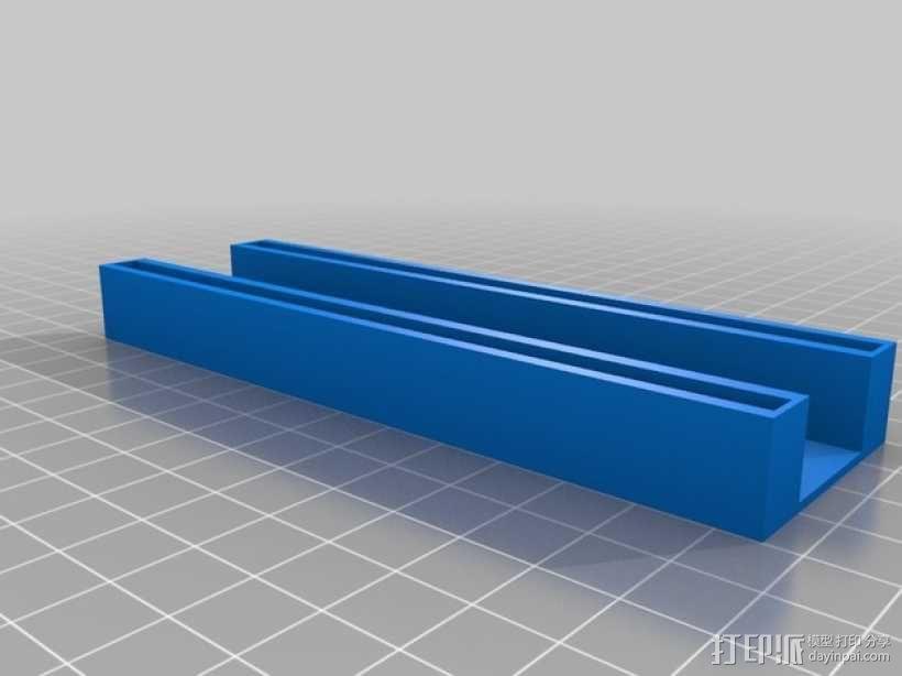 邮件/信封夹 3D模型  图5