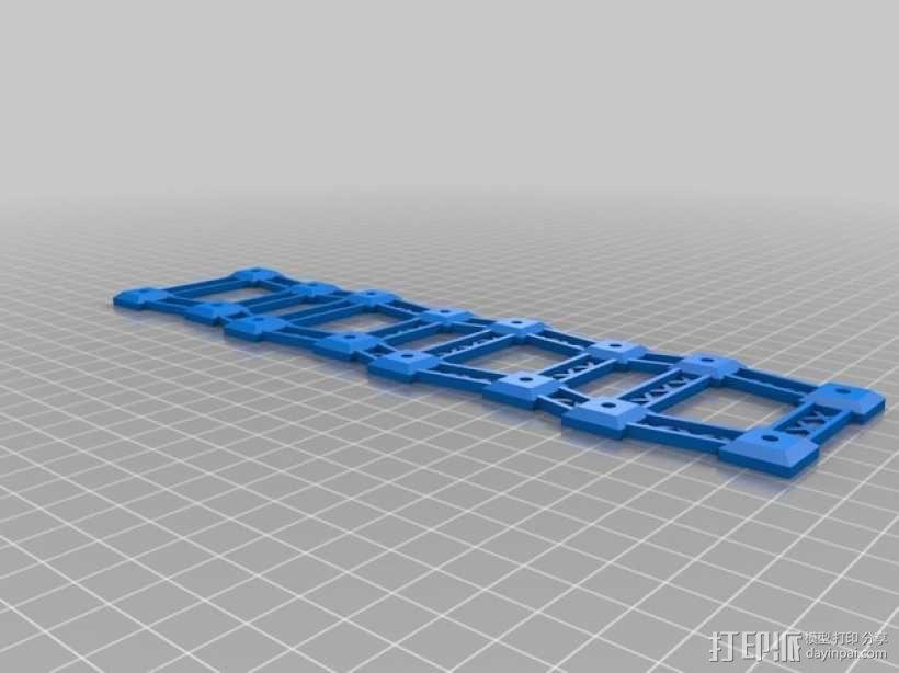 磁力雀巢咖啡胶囊(K-Cup)支架 3D模型  图6