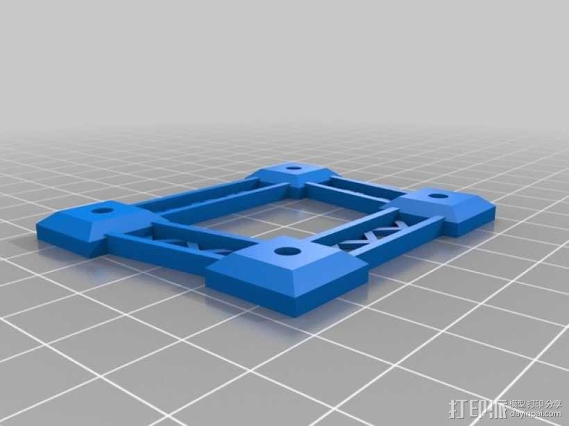 磁力雀巢咖啡胶囊(K-Cup)支架 3D模型  图5