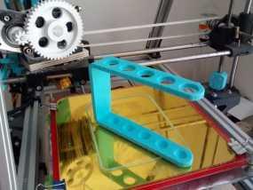 定制化牙刷架 3D模型