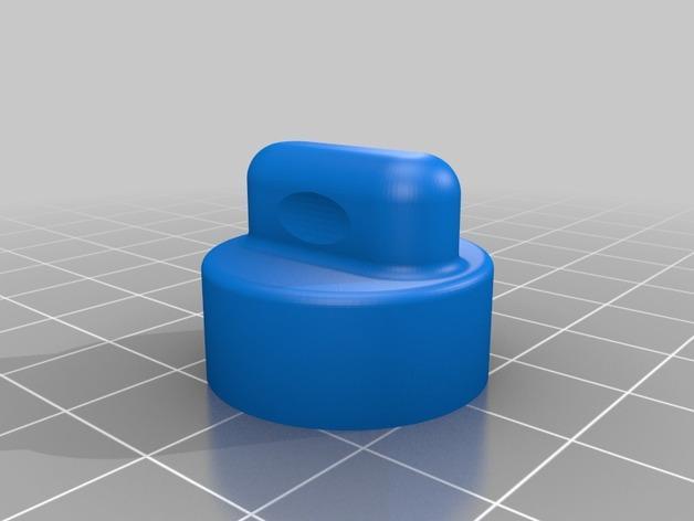 球形宠物饲料盆 3D模型  图8