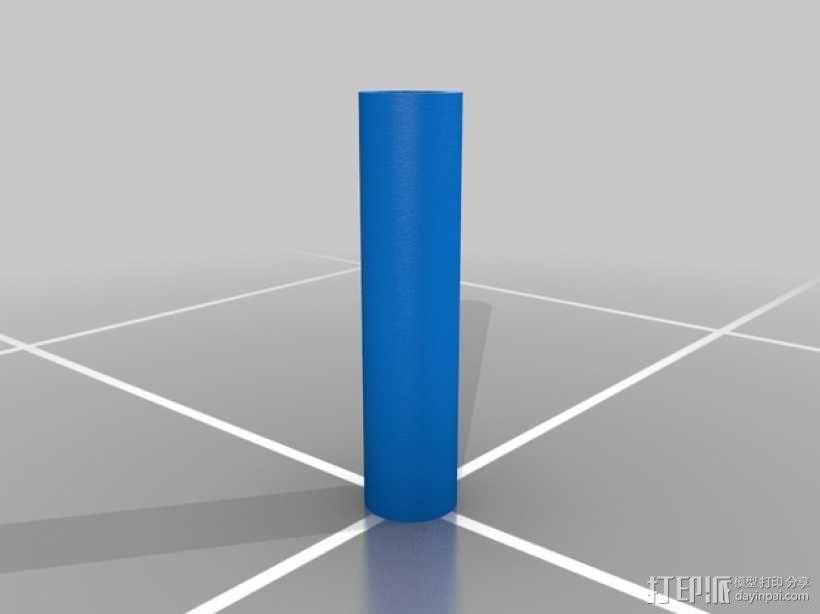 钢铁侠饼干模具切割刀 3D模型  图2