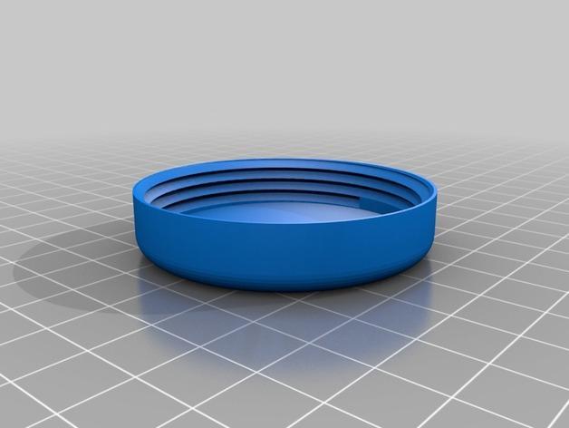模块化Kuerig杯架 3D模型  图3