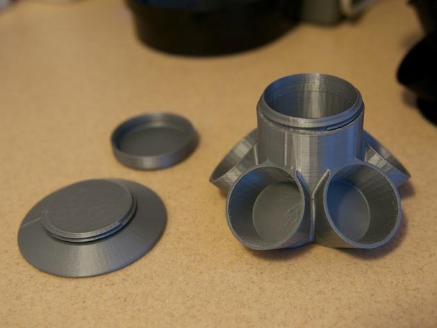 模块化Kuerig杯架 3D模型  图7