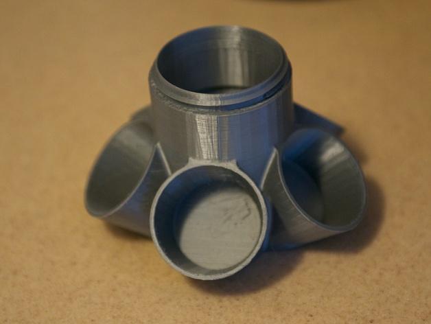 模块化Kuerig杯架 3D模型  图10