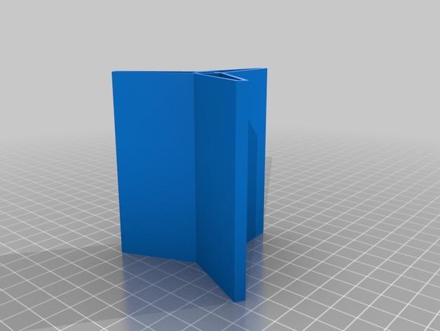 胶带分割器 3D模型  图4