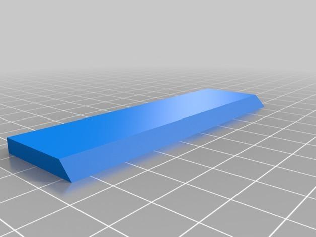 胶带分割器 3D模型  图7