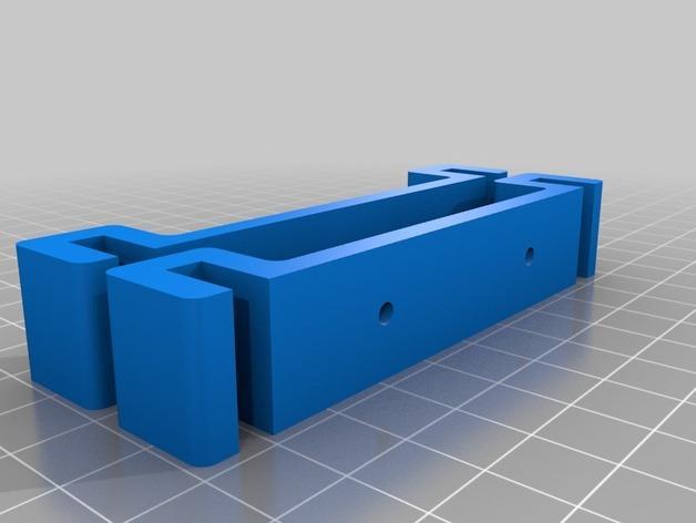 胶带分割器 3D模型  图6