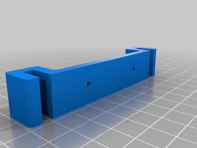 胶带分割器 3D模型  图9