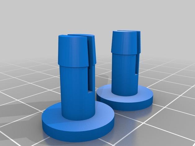 胶带分割器 3D模型  图8