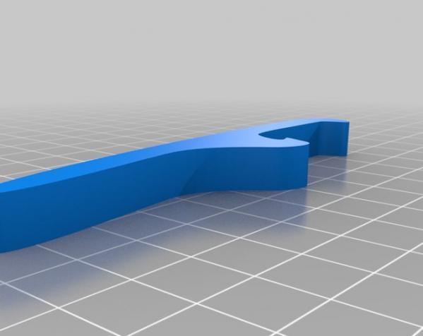 迷你开瓶器 3D模型  图7