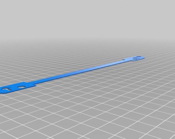 """""""OK手势""""厕纸架 3D模型  图2"""