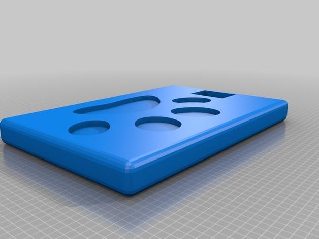 自动化宠物喂食机 3D模型  图4