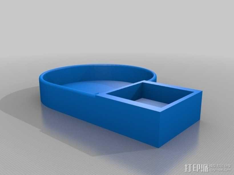 自动化宠物喂食机 3D模型  图6