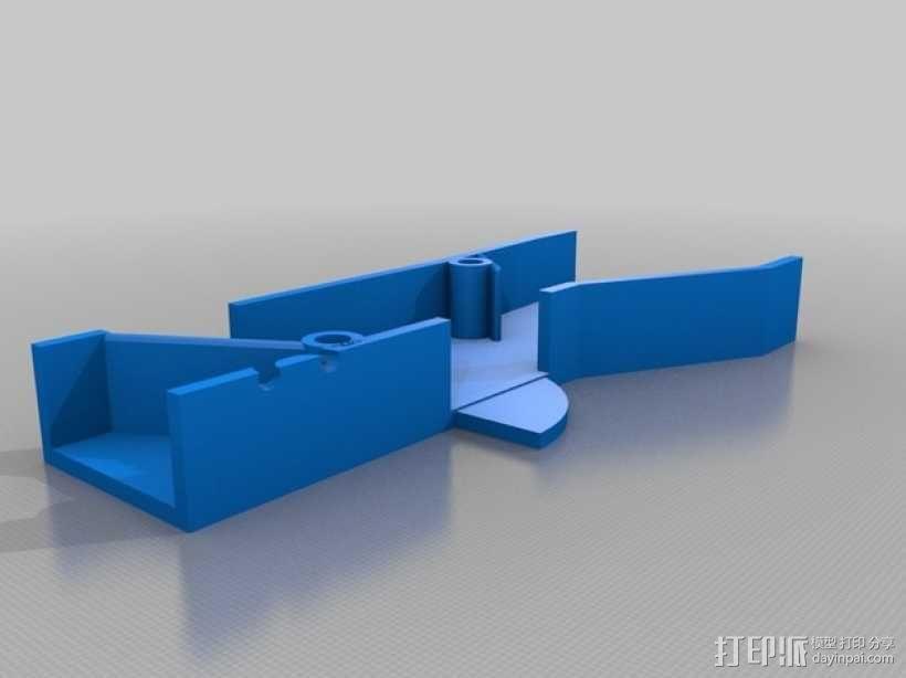 自动化宠物喂食机 3D模型  图7