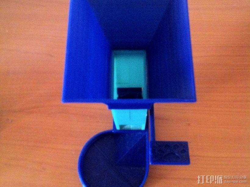 自动化宠物喂食机 3D模型  图12