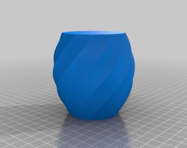多边形花瓶/茶杯/手镯 3D模型  图5