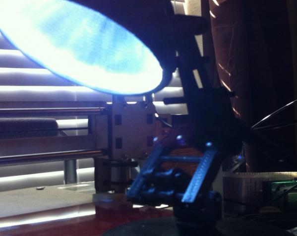 组装式迷你台灯 3D模型  图4