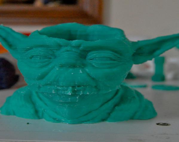 尤达大师花瓶 3D模型  图4