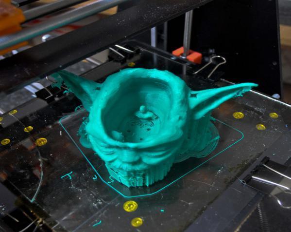 尤达大师花瓶 3D模型  图5
