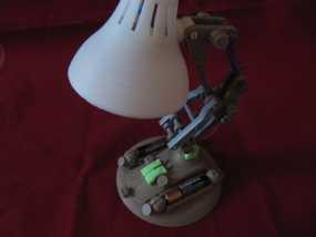 台灯/LED灯 3D模型