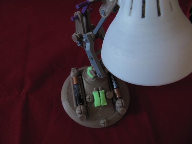 台灯/LED灯 3D模型  图4
