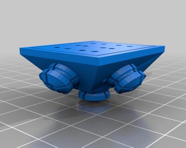 台灯/LED灯 3D模型  图7