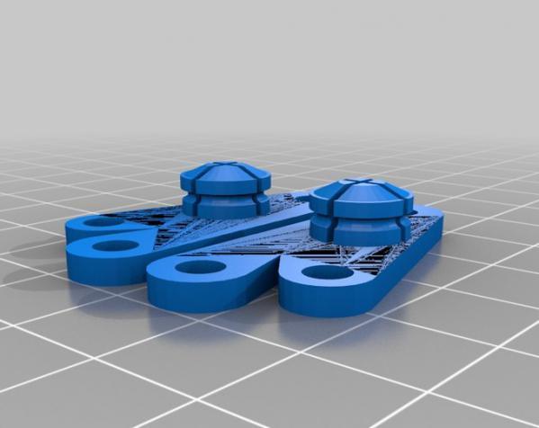 台灯/LED灯 3D模型  图9