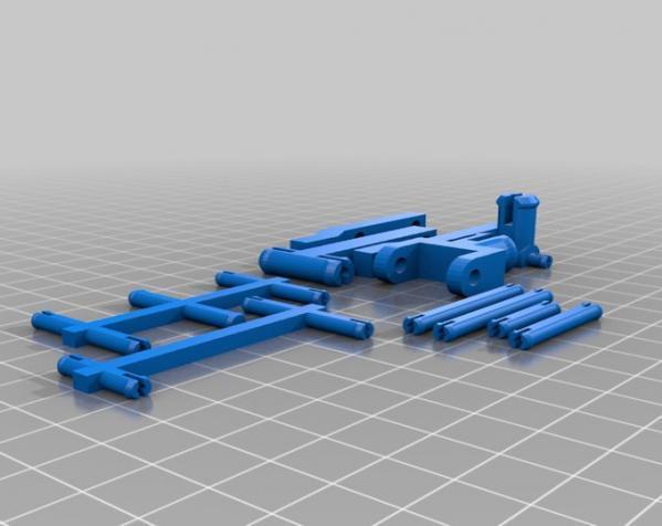 台灯/LED灯 3D模型  图10