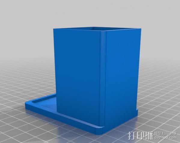 参数化雀巢胶囊咖啡分发器 3D模型  图8