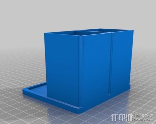 参数化雀巢胶囊咖啡分发器 3D模型  图9