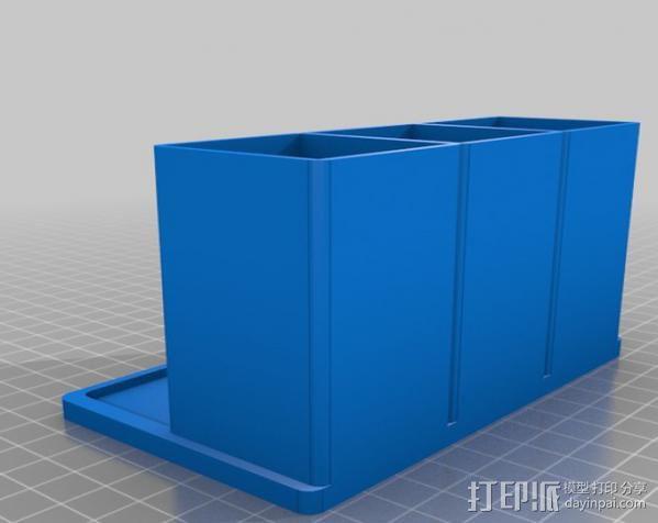 参数化雀巢胶囊咖啡分发器 3D模型  图11
