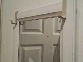镜子挂钩 3D模型
