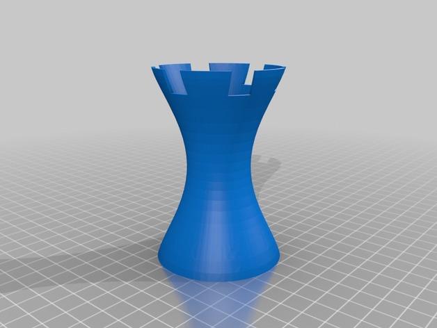 迷你3D打印电灯 3D模型  图5