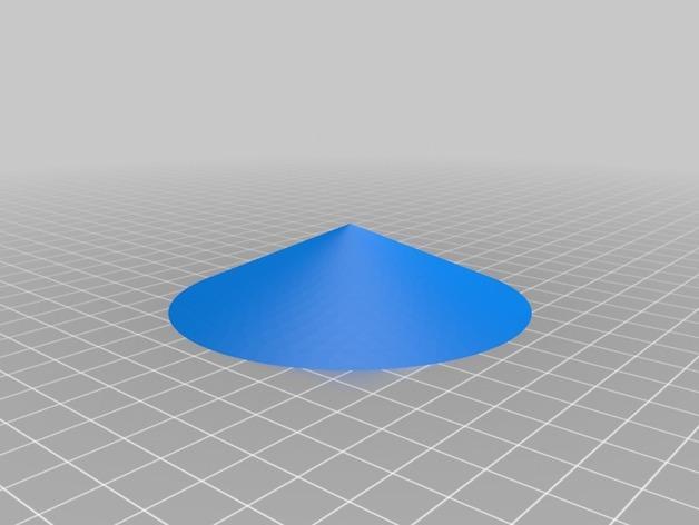 迷你3D打印电灯 3D模型  图4