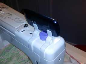 缝纫机手机架 3D模型