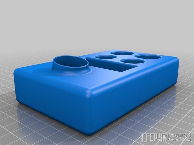 多功能底座 3D模型  图2