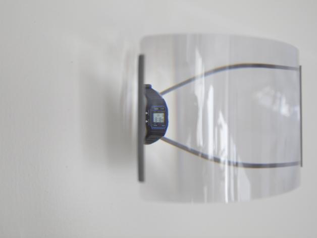 手表放大镜 3D模型  图6