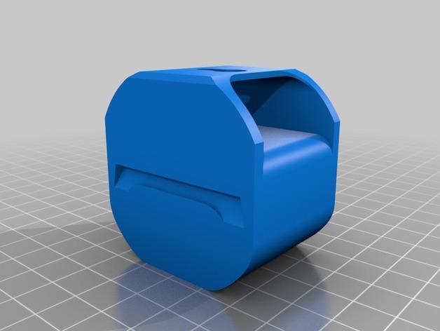 手表放大镜 3D模型  图7