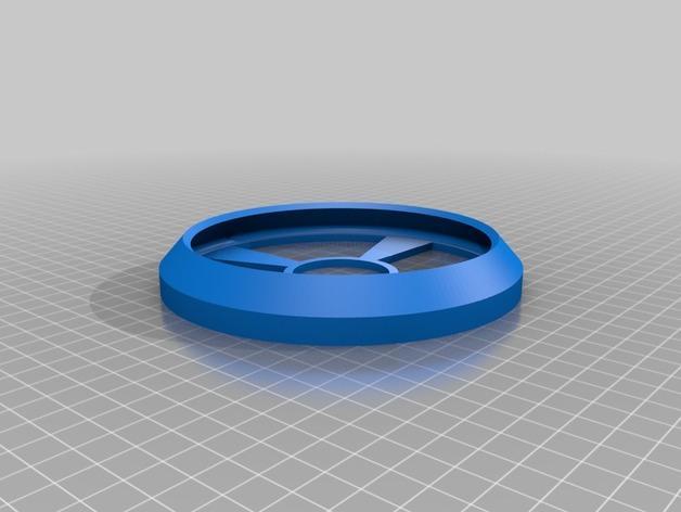 吊灯 -- 小铃铛 3D模型  图2