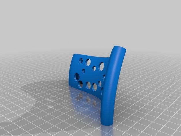吊灯 -- 小铃铛 3D模型  图3