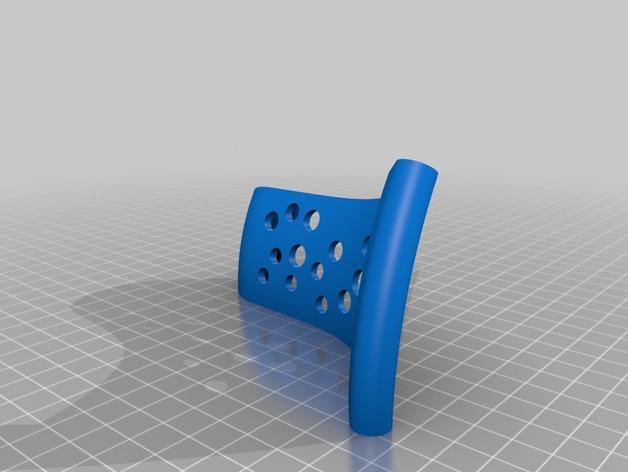 吊灯 -- 小铃铛 3D模型  图7