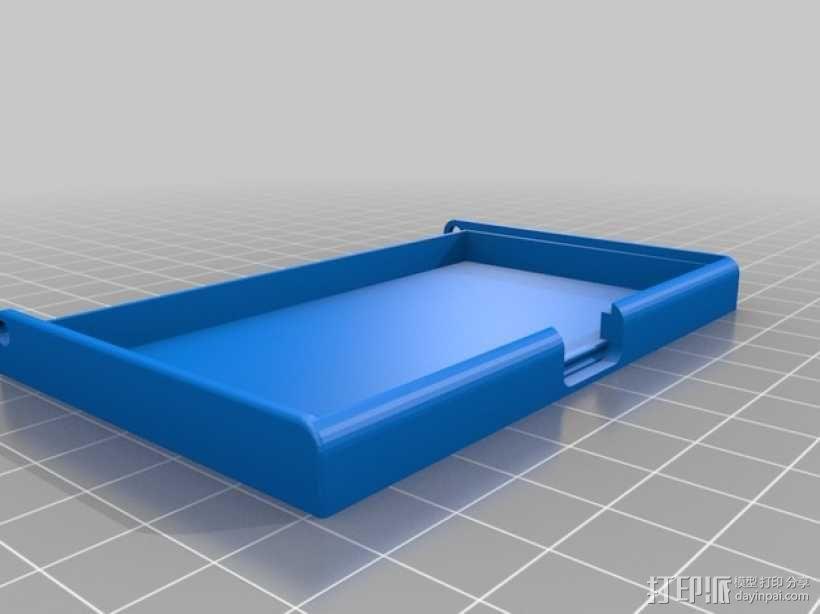 名片卡盒 3D模型  图8