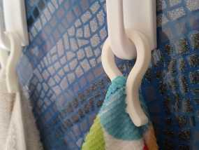 毛巾夹/纸巾夹 3D模型