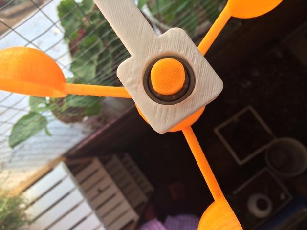 迷你风速计 3D模型  图7
